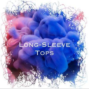 Long-Sleeve Tops